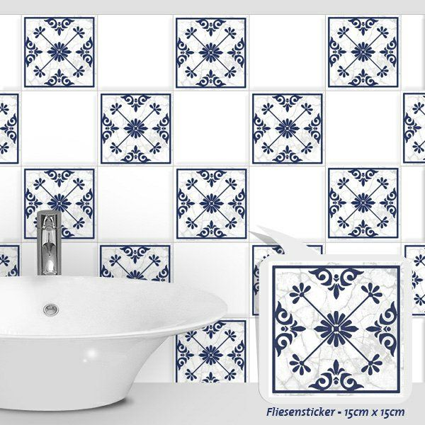 27 best Gestaltungsideen Wohnung images on Pinterest Bathroom - fliesenspiegel küche überkleben