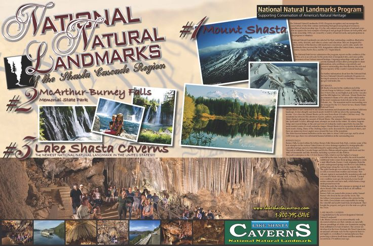 Lake Shasta Caverns and more in Shasta Cascade! Lake