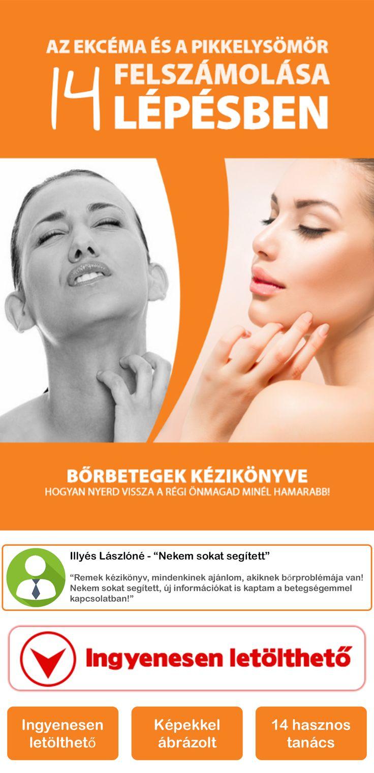 Ingyenesen letölthető tanulmány bőrbetegek számára. Számold fel a bőrbetegséget 14 lépésben!
