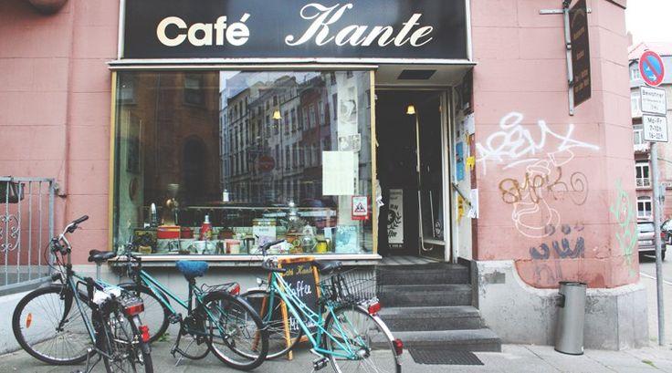 frankfurt tipp: cafe kante berger straße