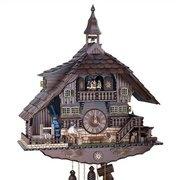 black forest eight day musical antique 23 inch cuckoo clock schneider cuckoo clocks cuckoo