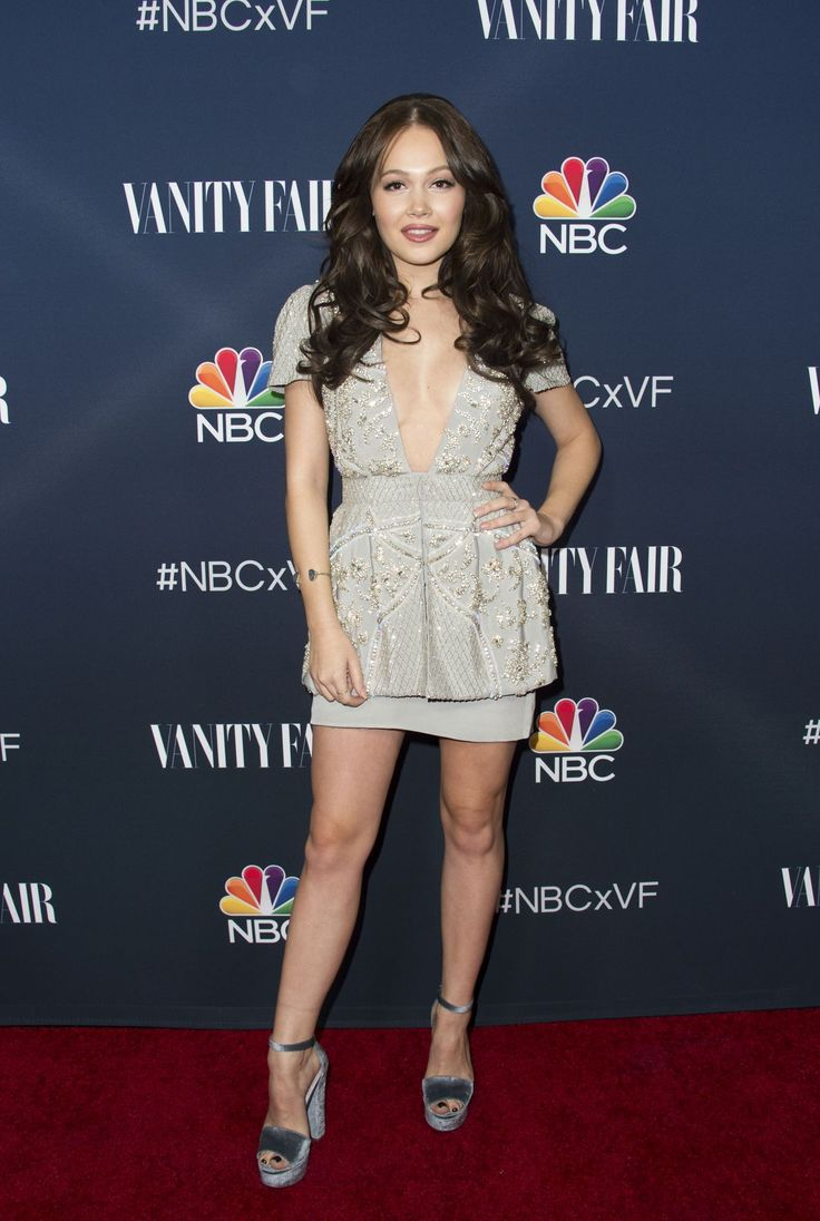 Kelli Berglund // NBC & Vanity Fair 2016-2017 Season Celebration