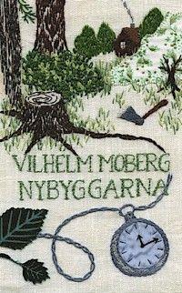 Ny fin utgåva med omslag av brodösen Karin Holmberg.