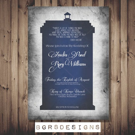 dr who tardis bridal shower invitations party invitations ideas