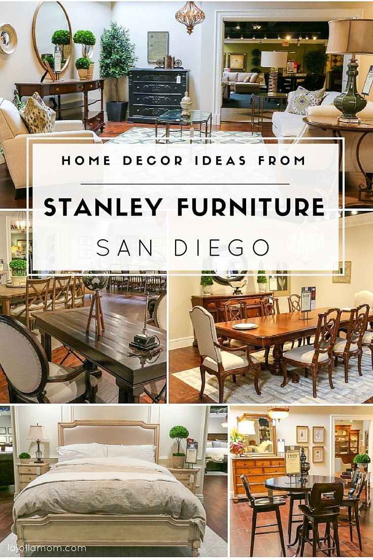 Get Home Decor Ideas From The New Stanley Furniture Showroom In San Diego  With Fully  Part 72