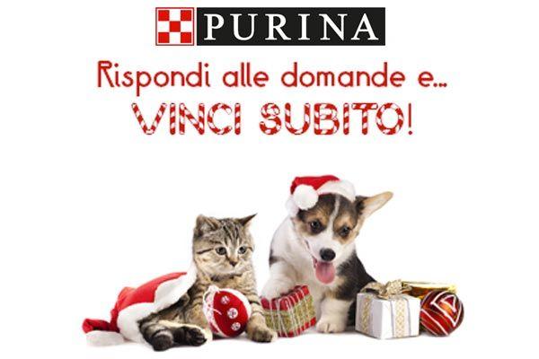 Fino al 6 gennaio, ricevi gratis il calendario personalizzato con la foto del tuo amico a quattro zampe con Purina e PetPassion.tv.