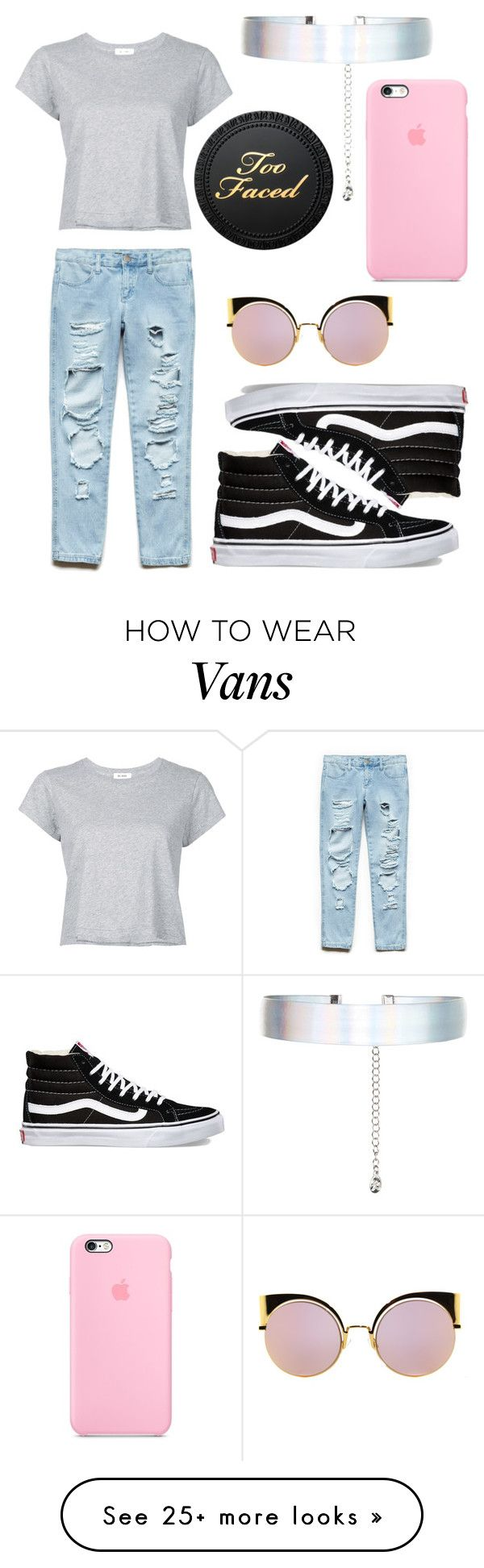 """fun in the sunny winter"" by galaxyofdonuts on Polyvore featuring Forever 21, RE/DONE, Vans, Accessorize, Fendi, Christmas, BeautyTrend, Leggings, WardrobeStaples and boldeyebrows"