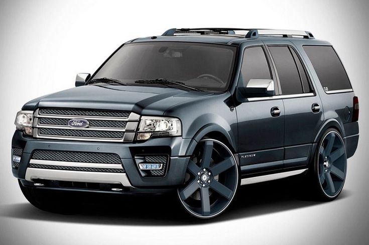 upcoming 2017 Ford Expedition