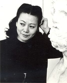 Miné Okubo was a Japanese American artist, writer, and social activist whose depiction of life in American internment camps during World War II gave a voice to more than 120,000 Japanese American internees. Her book, Citizen 13660, published in 1946, was the first account of the wartime Japanese American relocation and confinement experience, and is regarded as a landmark work that still resonates with Americans.