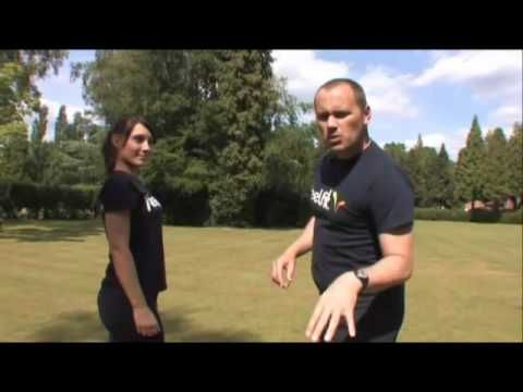Walking Workout Exercise Video - how to get the most out of your average walk in the park