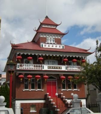 Some of the sights along guided architectural walking tours in Victoria, BC