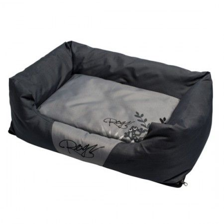 Rogz Spice Pod Large / Silver Gecko - Rogz dog bed ...