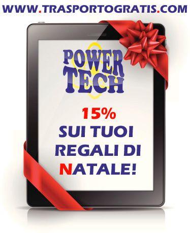 Quest'anno fai i tuoi regali di Natale su www.trasportogratis.com! Con lo sconto del 15% puoi acquistare Smartphone, Tablet, Notebook, PC, Console, Accessori, Elettrodomestici e tanto altro delle migliori marche a prezzi SUPER-CONVENIENTI!