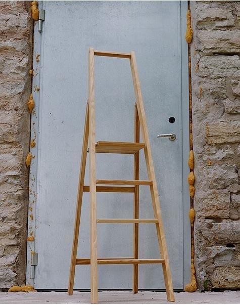 Step up Folding Ladder: Remodelista