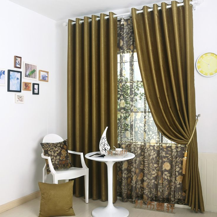 olive green curtains - Google Search