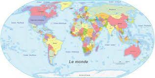 """pays et capitales"""""""