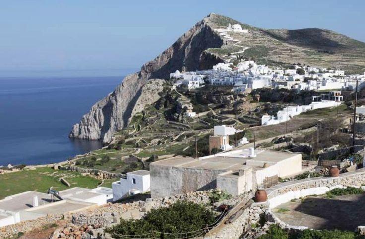Folegandros Invites All to its Summer 'Panigiria'.