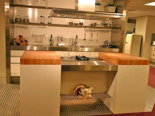Houten werkbladen voor uw keuken vindt u bij Keukencentrum P. de Haan te Langweer | P de Haan Keukens