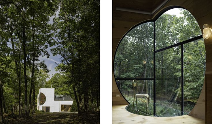 Magazine :: Architecture :: The Ex of In House in Rhinebeck