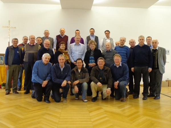 West Central Europe: 5th Provincial Chapter