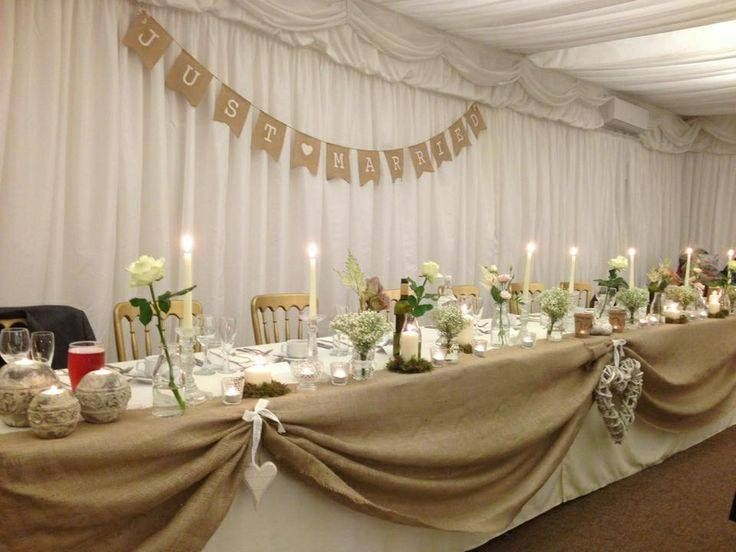 388 best images about for mom to make on pinterest baby for Wedding table dressing ideas