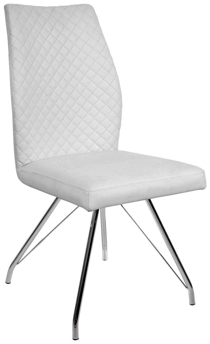 Stuhl in Weiß online kaufen mömax   Weiße stühle, Stühle ...