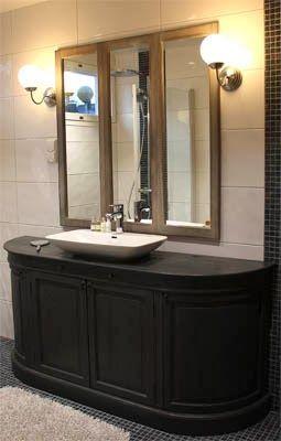 Ylellinen kylppäri JUVIn tyyliin #bathroom