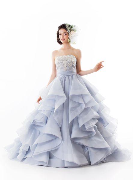 Bridarium Mue(ブライダリウム ミュー) 仙台店 甘さを抑えたロマンティックドレス 9989