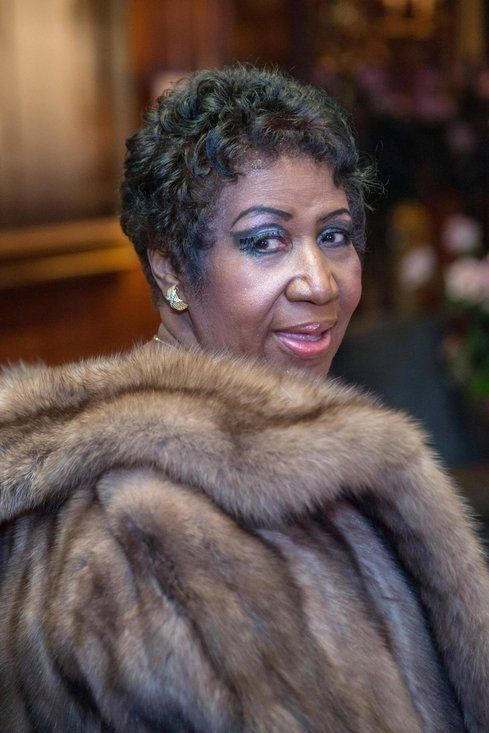 Aretha Franklin - Greek for Life: Could One of These Celebrities Be Your Soror or Frat Brother?