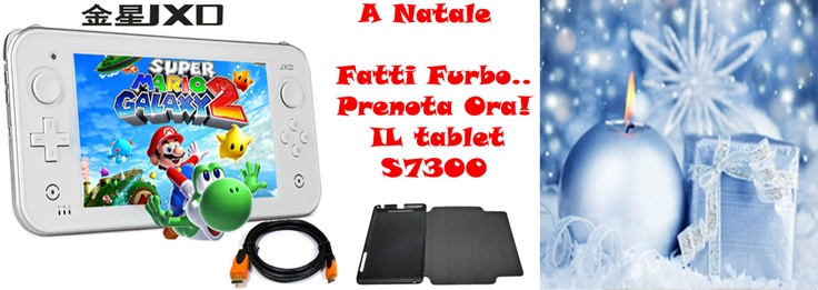 Android Console e Device: OPEN YOUR EYES !!! Natale è alle Porte!