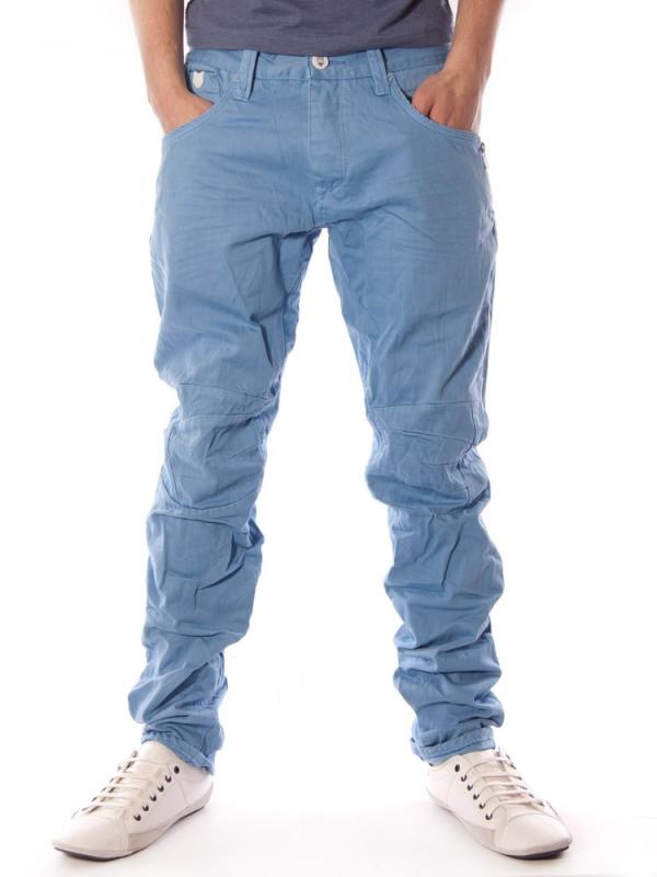 883 Police Chinos - Letho Pale Blue - £54