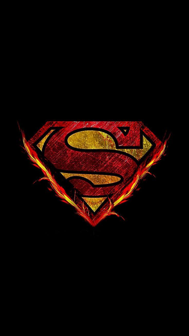 Best 25 superman logo wallpaper ideas on pinterest - Signe de superman ...