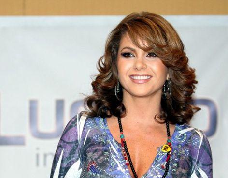 Cantante Lucero | La actriz y cantante Lucero será parte del equipo de entrenadores ...