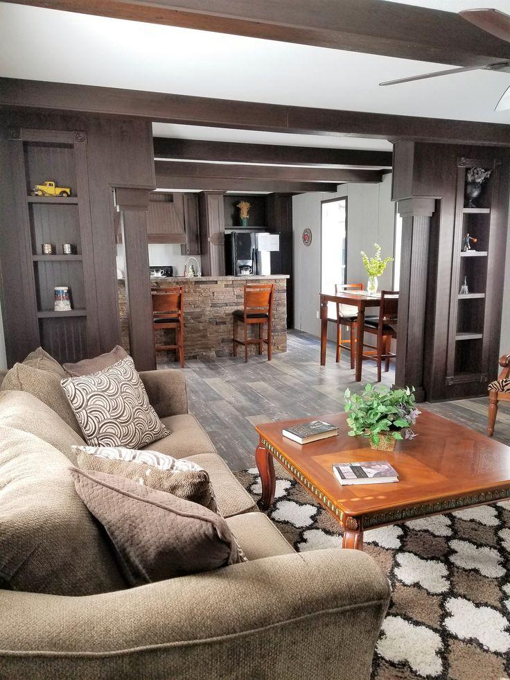 Cumberland Homes Buccaneer Rositta 3 bedroom 16x82 Single