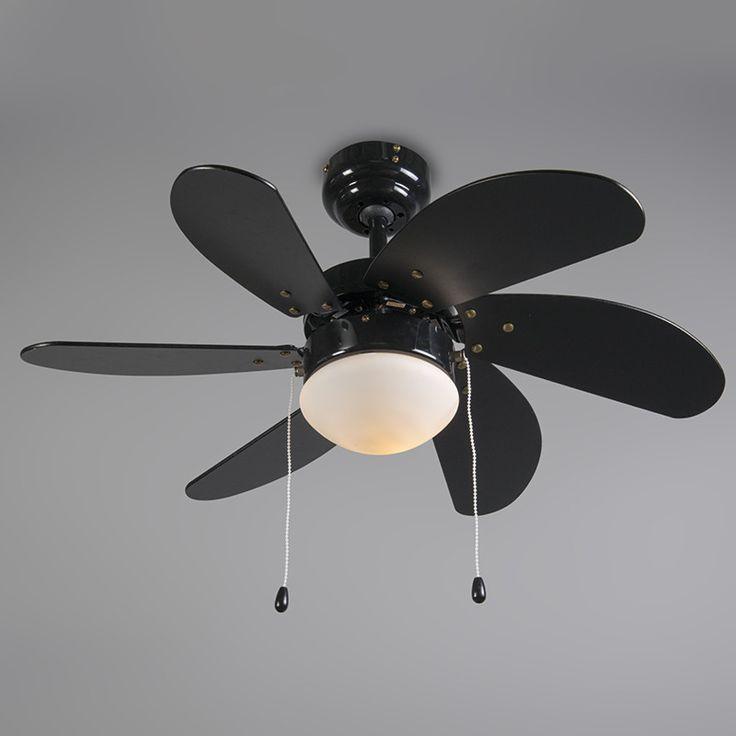 Plafondventilator Fresh 30 Zwart Awesome Ideas