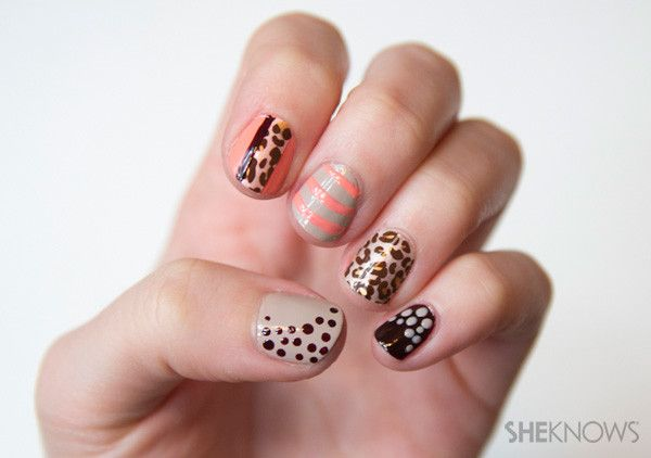 Countless Cool Nail Designs to Inspre Your Next Mani: Nail art for days