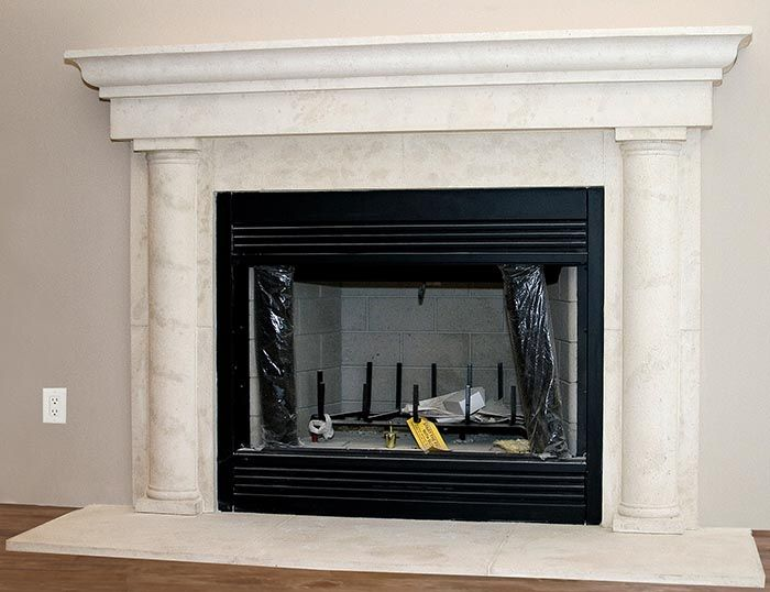 31 Best Cast Stone Fireplace Mantels Images On Pinterest Stone Fireplaces Stone Fireplace