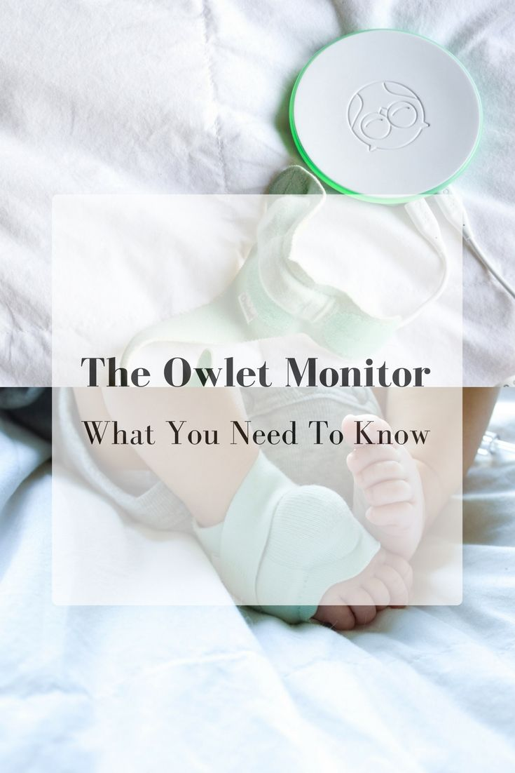 Everything you need to know about the Owlet Baby Monitor