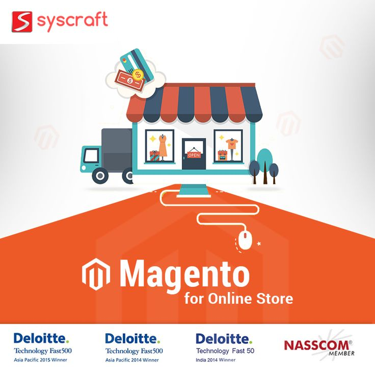 Magento helps you to grow the business bigger and bigger with its unique features. Undoubtedly, Magneto is one of the best platforms for the online businesses across the globe. Syscraft one of the leading and award-winning Magento web development company deliver Out of the box designing for the client's website by accessing popular design formats or Custom Layouting.