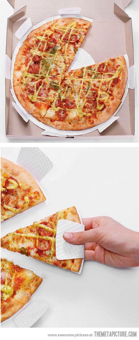 Pizza innovation
