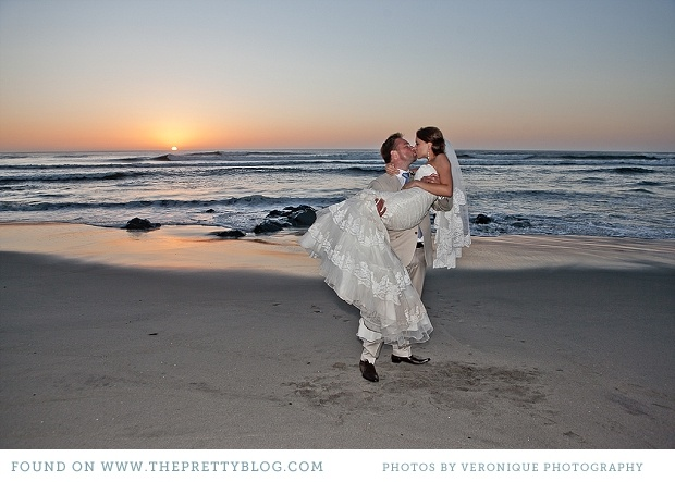 Abraham & Stienie's Desert Wedding | {Pretty Weddings, Real Love} | The Pretty Blog