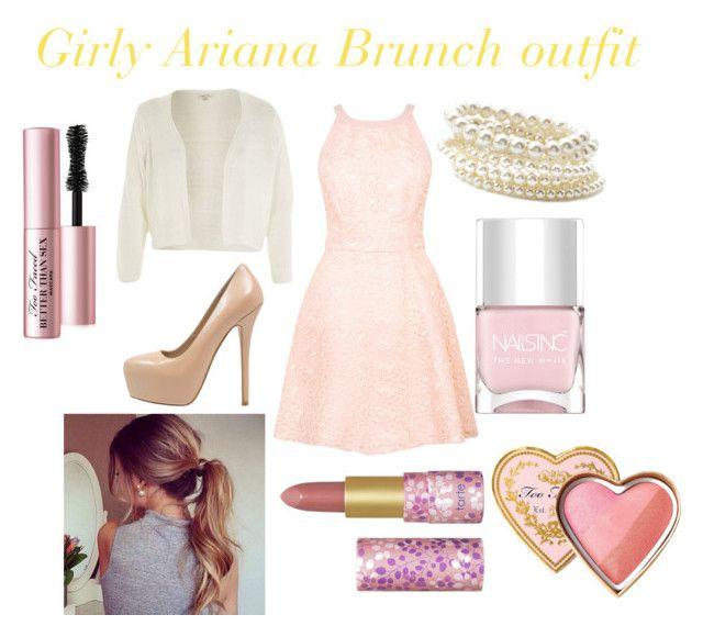girly ariana br...