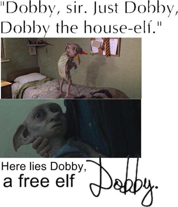 here lies dobby - photo #21