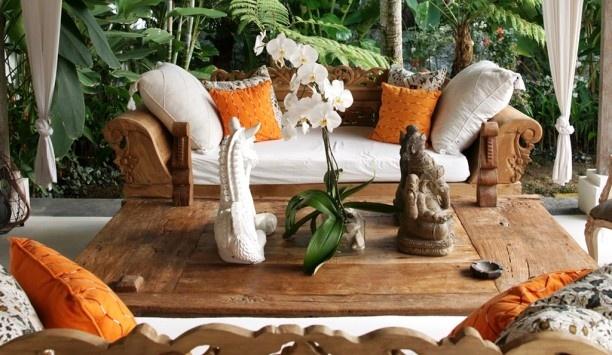 Oazia Spa Villas: The villas are palatial; here's the two-bedroom Aqua Villa, which is 7,534 square feet in all.