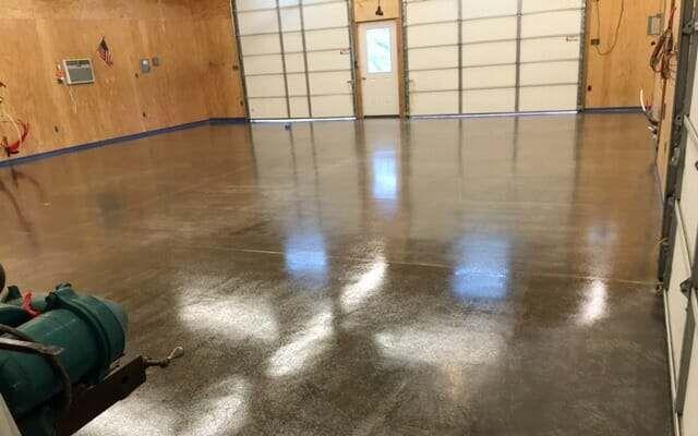 Why Nohr S May Be The Best Polyurea Garage Floor Coating