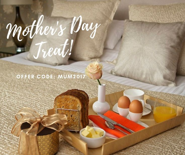 Just 1 week until Mother's Day! Treat your mum to the ultimate gift this year - book a last minute break arriving between 23rd and 26th March and we will give you a FREE Delimann​ Mother's Day Devon Delight Hamper! Simply book before 23rd March and quote or enter code MUM2017. Terms and conditions: subject to availability and change, non transferable with no cash alternative, cannot be applied retrospectively.