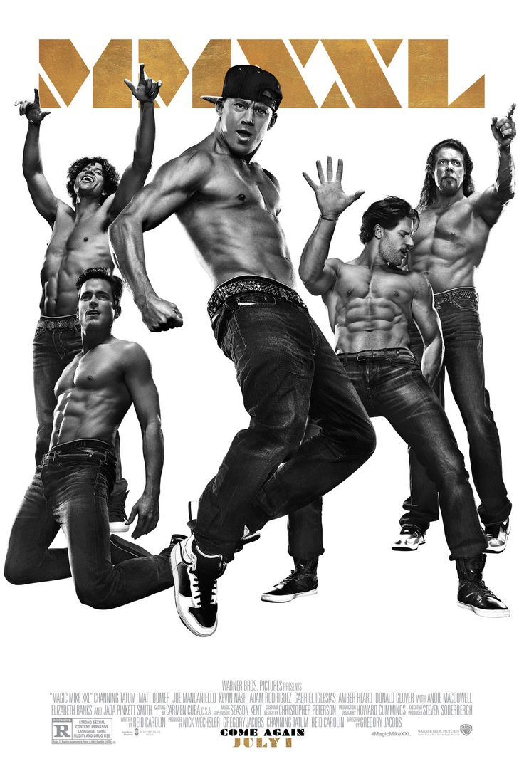 Magic Mike XXL - Movie Review - http://www.dalemaxfield.com/2015/07/04/magic-mike-xxl-movie-review/