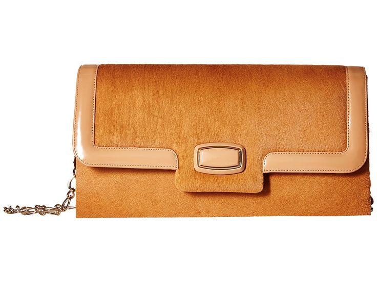 Image of Oscar de la Renta - Day To Evening (Bisque Pony) Handbags