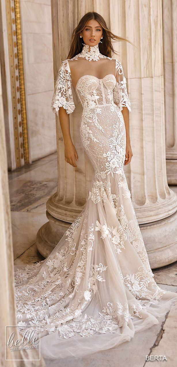 Berta Wedding Dresses Fall 2019 Athens Bridal Collection Dream