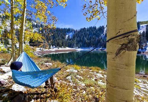 Grand Trunk -  #Hammock Grand Trunk Hammock's versatile for trekking,…